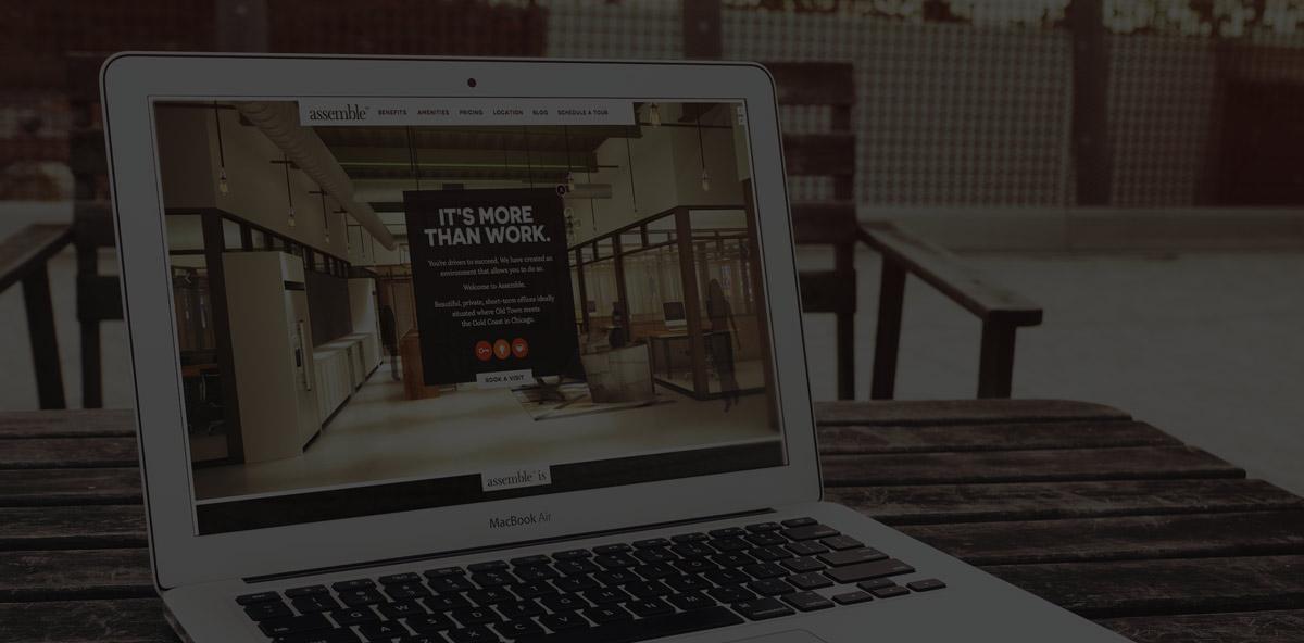 Assemble Web Site