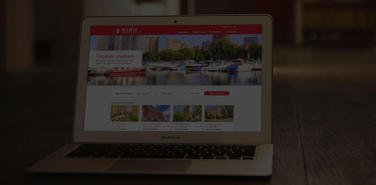 Wirtz Residential Web Site
