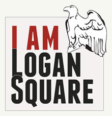 Logo Design for I AM Logan Square