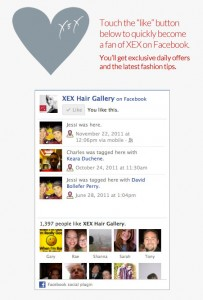 Custom Facebook App
