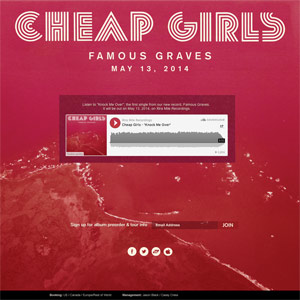 Cheap Girls website