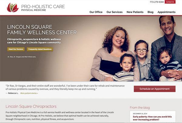 Pro Holistic Care Chicago
