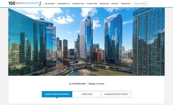 150 N Riverside Web Site Design