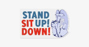 Stand Up! Sit Down!